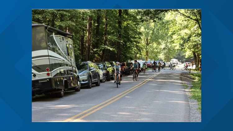 GSMNP: Vehicle-free Wednesdays on Cades Cove Loop Road starts today