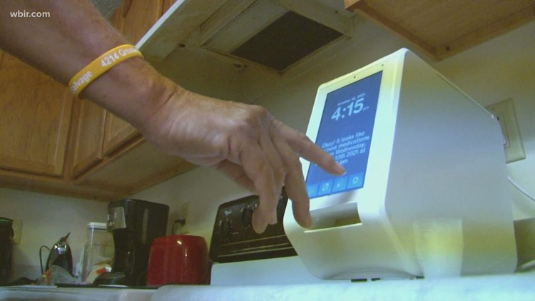 Sertoma Center helps man live independently through tele-caregiving technology