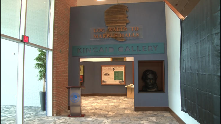 Abraham Lincoln Library and Museum reopens after completing first phase of renovations
