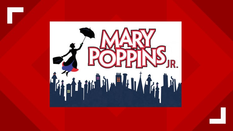 Bearden Middle School students to perform 'Mary Poppins Jr.'