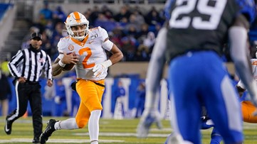 Tennessee shows resilience, maturity in comeback win against Kentucky