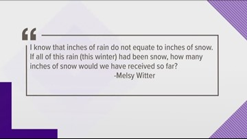 Ask Todd: Winter Weather Comparison