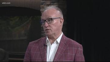 2019 Knoxville Elections: Mayoral candidate Eddie Mannis talks development, safety