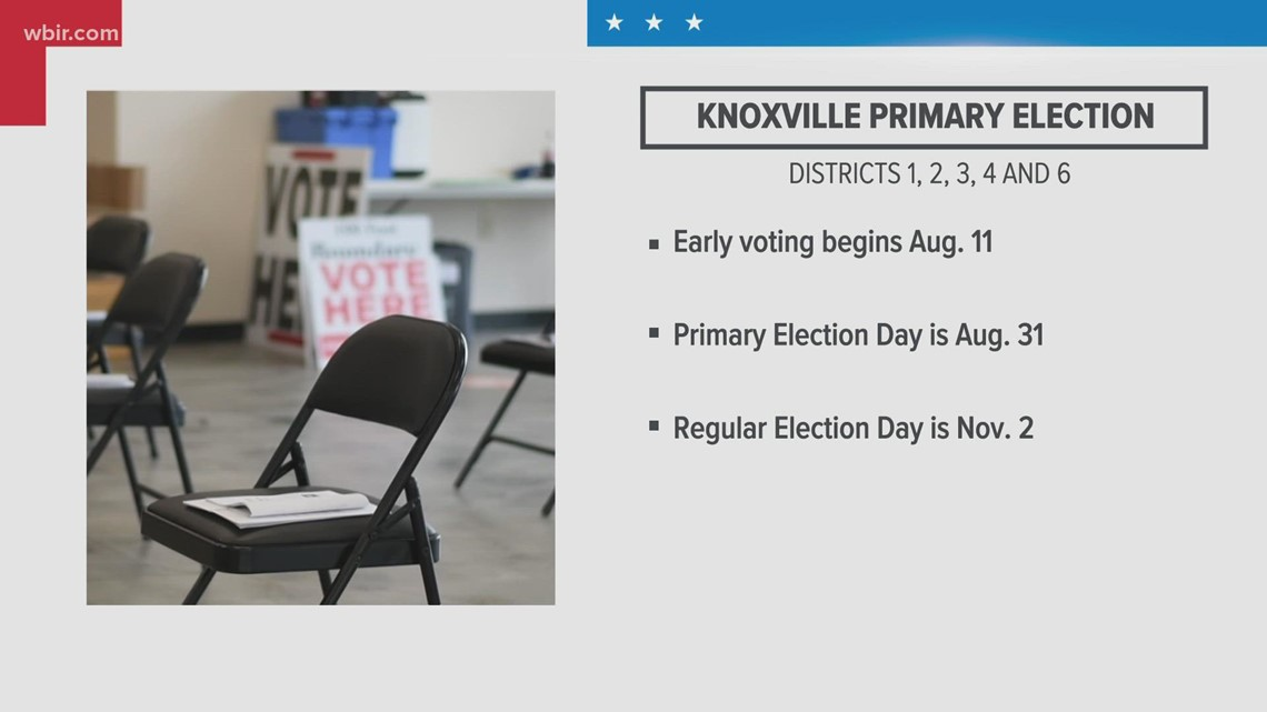 August 2 is the deadline to register to vote in the August primary election