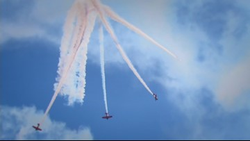 Smoky Mountain Air Show Special Part 1