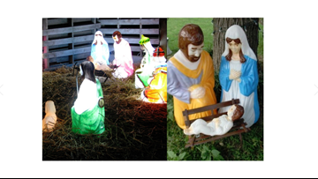 Missing from the manger: 1 stolen baby Jesus recovered, another still missing