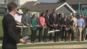 """KCDC opens """"Five Points"""" affordable housing"""