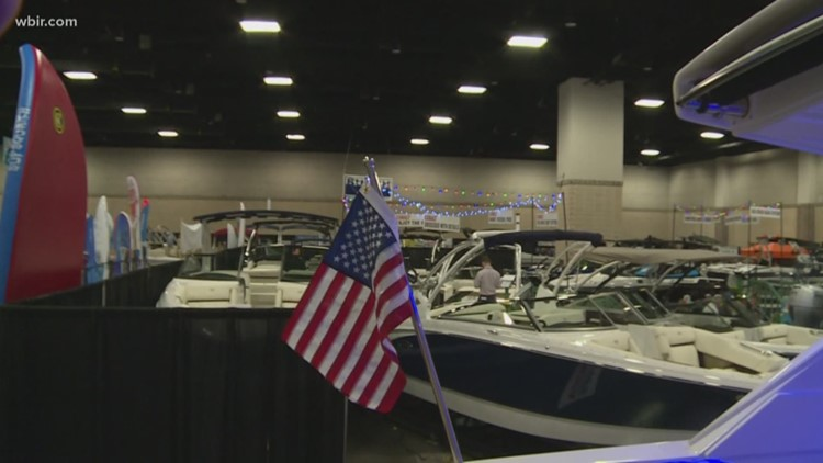 Boat show returning to Downtown Knoxville