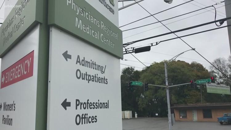 Tennova Physicians Regional Medical Center Ending Behavioral Health