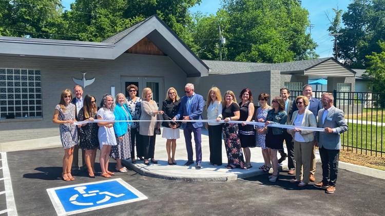 McNabb Center opens new $1.5 million building