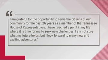 Rep. Bill Dunn won't seek re-election