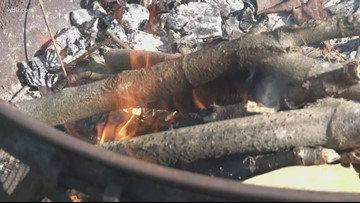 'Life's too short to let a fire get out' | Campfire safety in East Tennessee
