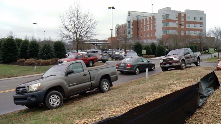 Knox Ambulances Endure Long Waits At Emergency Rooms