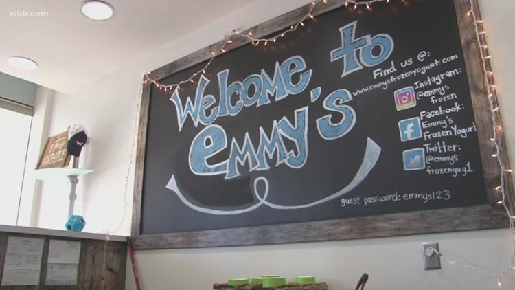 All-inclusive frozen yogurt shop closes after tough pandemic year