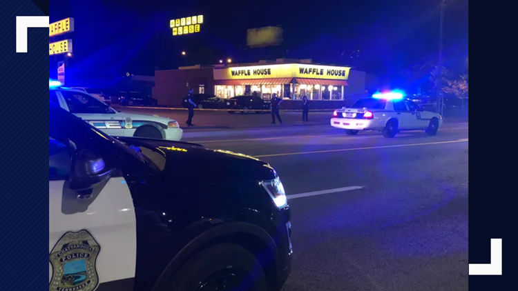 Chattanooga police officer recovering after overnight shooting