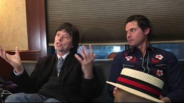 'It's about birth, sadness, death': Ken Burns talks about upcoming 'Country Music' film