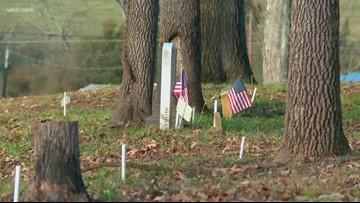 Vietnam vet still working to identify graves