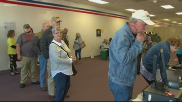Thursday is the last day to vote early in Knoxville's primary