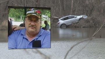 Eastern Kentucky recovering from flooding, family mourning loss of drowned grandfather