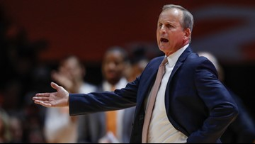 Tennessee loses big on the road to Georgia, 80-63