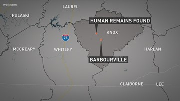 Teenager finds human remains while riding four-wheeler in Kentucky