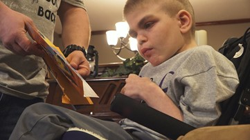 Birthday cards wanted for terminally ill boy in Blount County