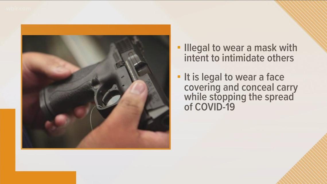10Listens: Guns and face masks