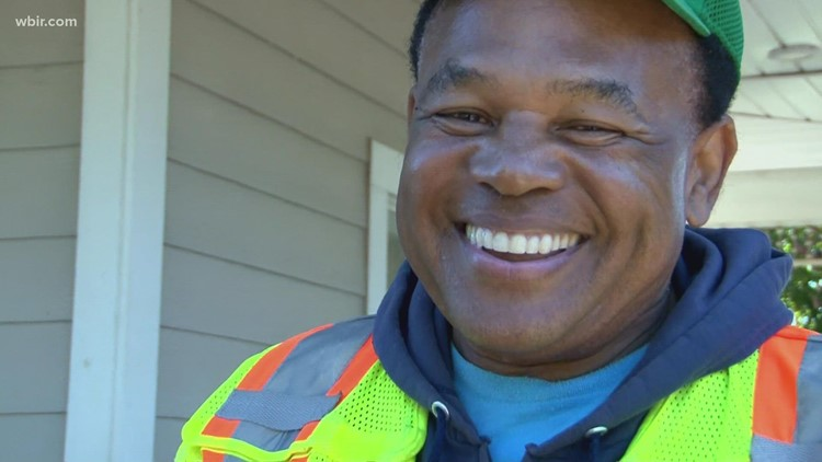 Knoxville man celebrate 15 year of making a difference