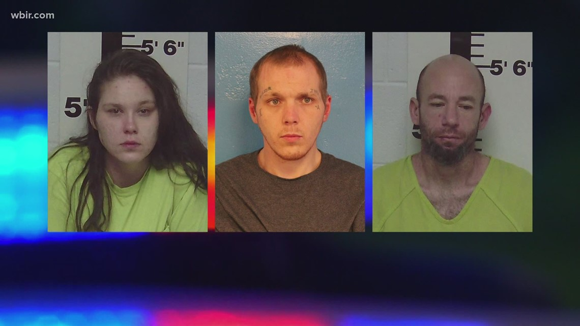 Three charged with murder of Tazewell man Aaron Massengill