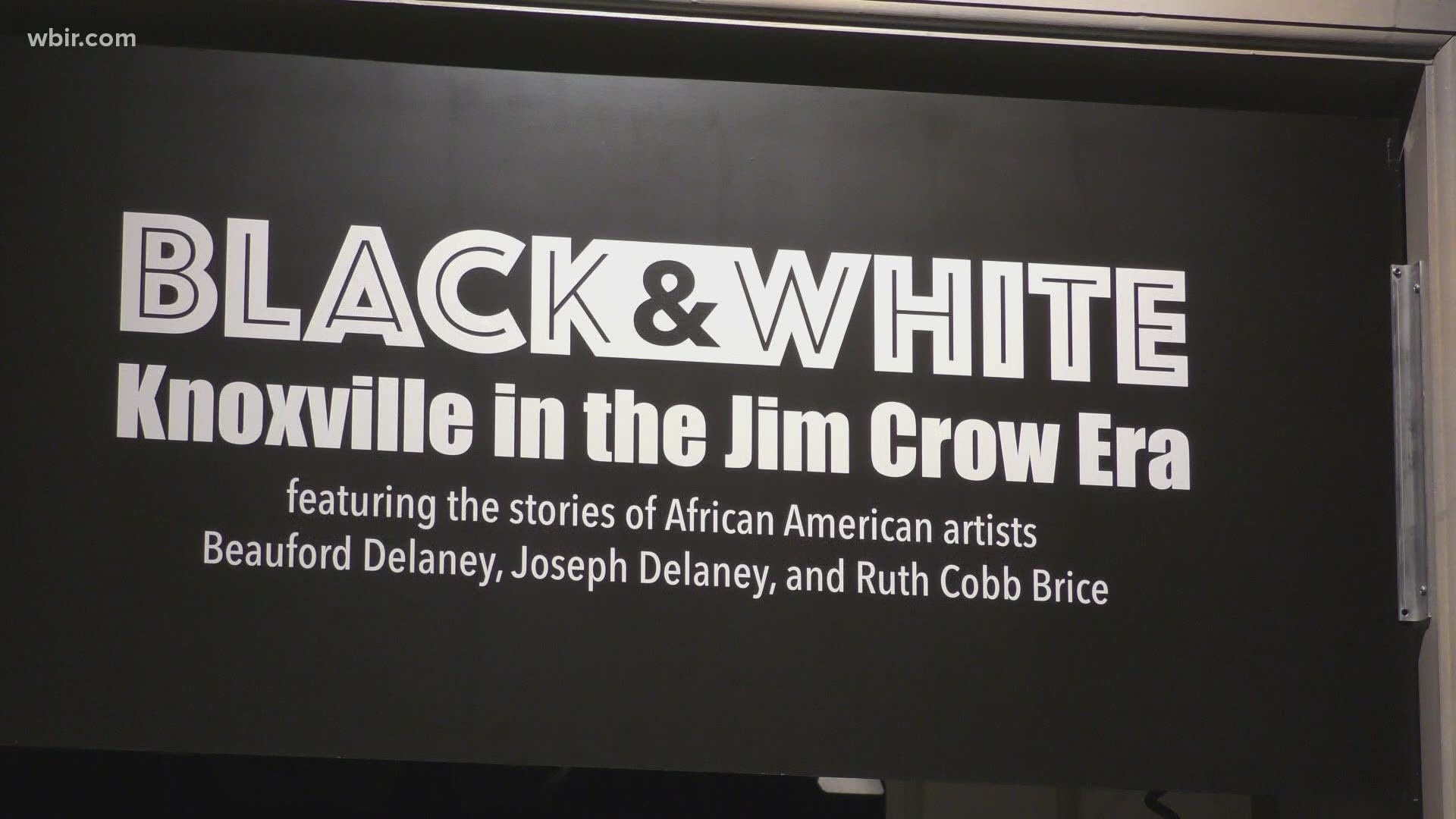 East Tennessee History Center Offering Black And White Knoxville In The Jim Crow Era Exhibit Wbir Com