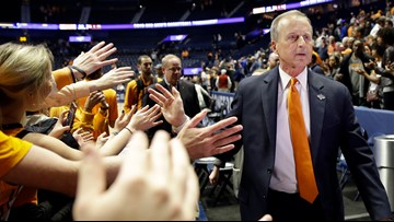 Rick Barnes opens up about decision to stay at Tennessee instead of leaving for UCLA