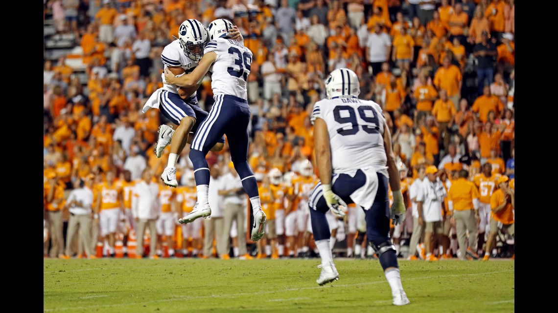 From the Field - Tennessee vs. BYU | wbir.com