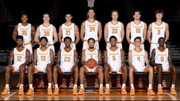 Fast facts about the 2019-20 Tennessee Volunteers basketball team