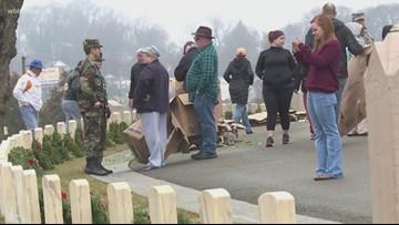 Wreaths Across America honors veterans