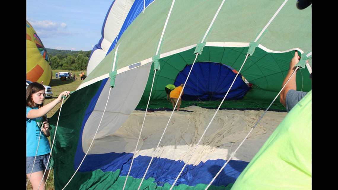 Sights In The Sky: Great Smoky Mountains Hot Air Balloon