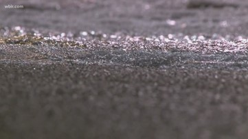 Black ice possible for your Friday-morning commute