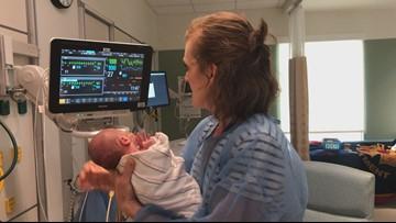 East Tennessee Children's Hospital prescribes music to treat precious preemies