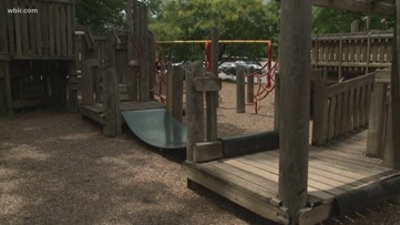 'Disheartened': Fort Kid playground scheduled for demolition, committee asking Knoxville leaders to save it