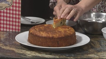 In the kitchen: Easter cake recipe