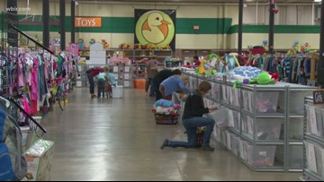 Duck-Duck-Goose consignment event offers two days of half off deals