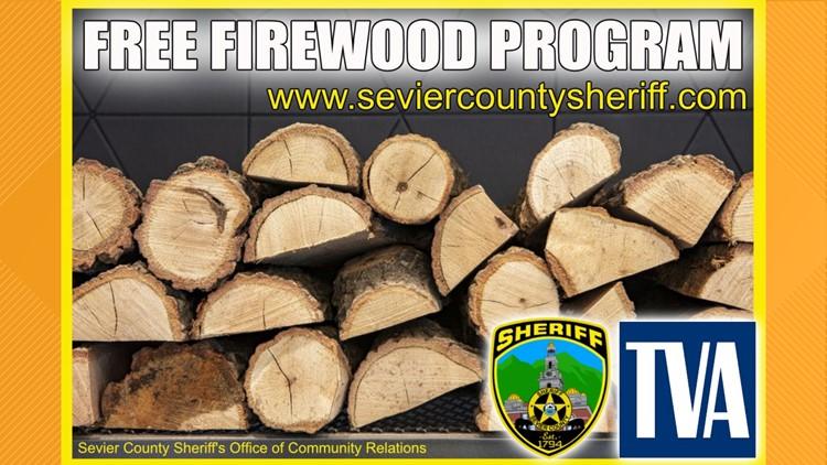 firewood - sevier county - tva
