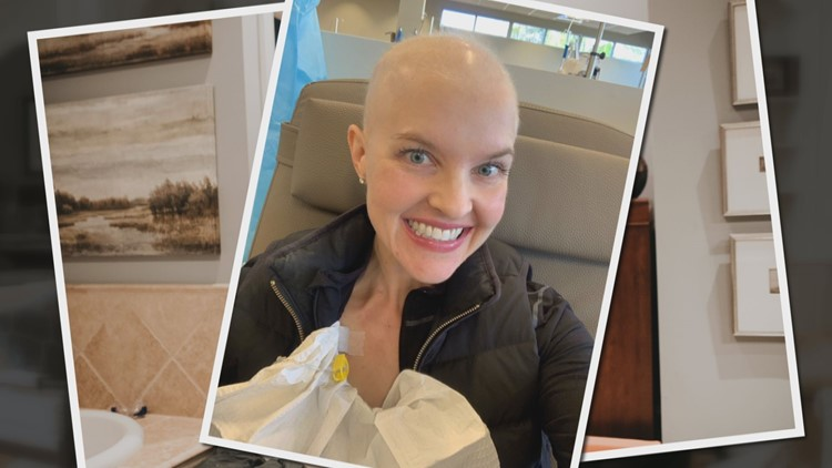 Radiologist fights breast cancer diagnosis alongside her patients