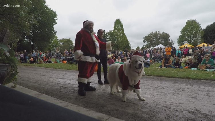 UT Gardens going to the dogs on Oct. 24 for Howl-O-Ween Pooch Parade and Pet Expo