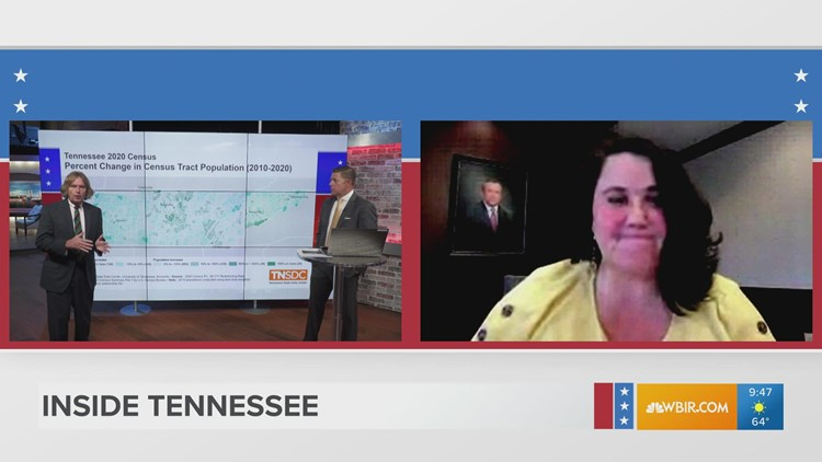 Inside TN: A closer look at redistricting, Part 3