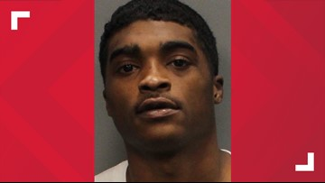 KPD, FBI take Knoxville man wanted on conspiracy to distribute crack cocaine into custody