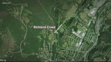 Kayaker dies on Richland Creek in Rhea County