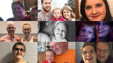 Remember their names | Family, friends share memories of lives lost in Putnam County tornado