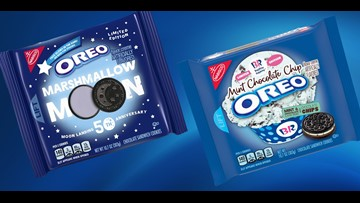 Oreo is launching 4 new cookie flavors for the summer — and bringing back S'mores
