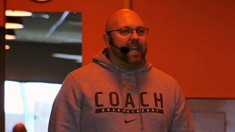 Jonathan Meschendorf coach Orange Theory Fitness Bearden