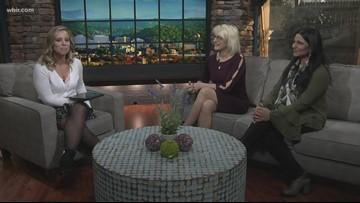 Moms panel discusses hot parenting topics